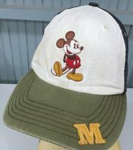 Disney Retro Mickey Mouse Adjustable Baseball Cap Hat  - $15.28