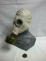 Soviet Gas Mask  Filter USSR Army Russian Military Large - $19.79