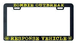 Zombie Outbreak Response Vehicle assorted license plate frame holder tag - $5.99