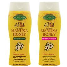 Manuka Honey Natural Pet Dog Shampoo or Conditioner Organic Soothing Ing... - $29.59+