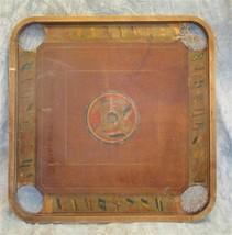 1901-1914 Carrom Archarena Flags Nations Checker Board Ludington Game Vi... - $99.00