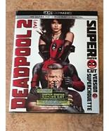 Deadpool 2 Super Duper Cut (Canadian/US Compatible 4K UHD/Blu-ray) NEW /... - $17.53