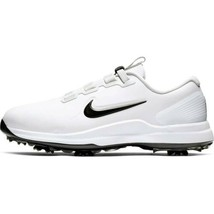 Nike Golf TW71 Tiger Woods Fastfit Black Golf Shoes Cleats Men's 10.5 New - $115.00