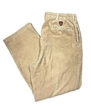 Men's Corduroy Pants Ralph Lauren Polo Golf  Size 36 x 31 Tan Beige Casu... - $9.90