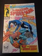 Amazing Spider-Man #275 Marvel Comic Book VF (8.0) Condition 1986 Hobgoblin - $8.09