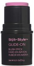 (2-Pack) Styli-Style Cosmetics Blush Stick - Pretty-in-Pink  - $14.95