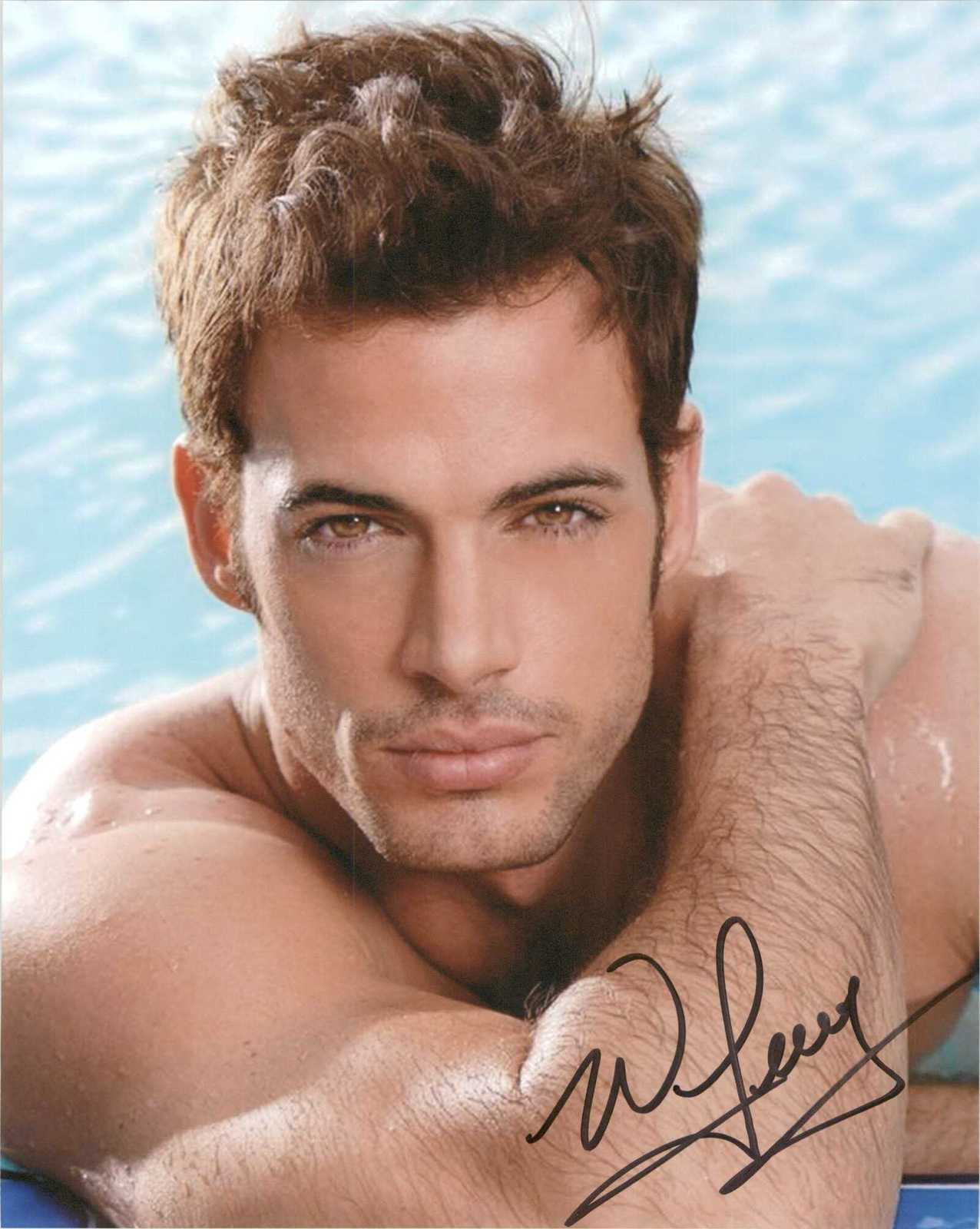 Primary image for William Levy Signed Autographed Glossy 8x10 Photo