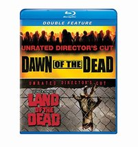 George A. Romero's Dawn of the Dead / Land of the Dead Double Feature [Blu-ray]