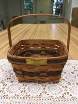 Longaberger basket, J.W. Collection, 1990 Berry Basket - $19.99