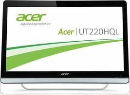 "Acer UT0 UM.WW0AA.004 21.5"" Screen LCD Monitor Touchscreen 1080p Adjustable - $277.99"