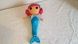 "LALA LOOPSY DOLL PVC MERMAID OUTFIT PLASTIC JOINTED 12"" FULL SIZE NO DEF... - $9.89"