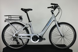 17  Raleigh Sprite Electric bike sm. Step through barely used 90 day wrnty - $1,236.51