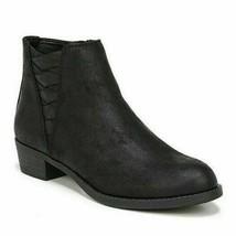 Carlos by Carlos Santana Women Ankle Booties Bert Size US 8.5M Black - $43.94
