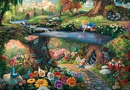 *1000 piece jigsaw puzzle Alice in Wonderland ALICE IN WODERLAND (51x73.5cm) - $42.98