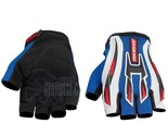 PRO - BIKER CE - 01B Summer Motorcycle Outdoor Fingerless Gloves 1 Pair