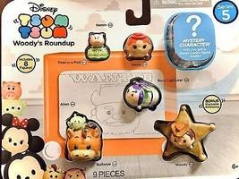 Disney TSUM TSUM Woody's Roundup Series 5 w/ Mystery Character - $14.95