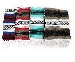 Authentic Mexican Yoga Blankets - $13.36 CAD