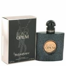 Perfume Black Opium by Yves Saint Laurent Eau De Parfum Spray 1.7 oz for... - $88.90