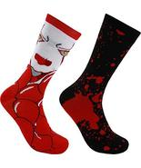 Hyp IT Pennywise Casual Socks, 2-Pack, White,  6-13 - $10.77