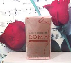 Laura Biagiotti Roma Rosa EDT Spray 1.7 FL. OZ. NWB - $89.99
