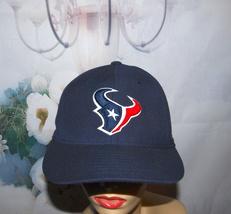 Houston Texans NFL Hat Reebok on field 100% Wool top of the line size 7 ... - $18.95