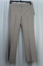 Nine West Suit Separates Dress Pants Sz 16 Beige Multi Art Deco Modern F... - $39.53