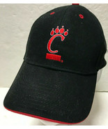 Cincinnati Bearcats Mens Hat Adjustable Baseball Cap Embroidered Logo Bl... - £9.43 GBP