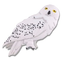 Wizarding World of Harry Potter Hedwig Owl Magnet Universal Studios - £11.41 GBP