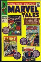 Marvel Tales #6 ORIGINAL Vintage 1966 Marvel Comics Spider-Man Thor Loki - $18.55