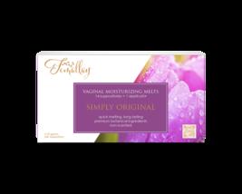 Simply Original Vaginal Moisturizing Suppositories (Scent-Free & Flavor-... - $12.95