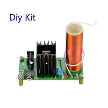 Diy Kits 15 Watt Mini Musik Tesla Spule Plasma Lautsprecher Tesla Arc Generat... - $27.82