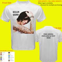 Kellin Quinn 2 Concert Album Shirt Size Adult S-5XL Kids Baby's  - $20.00+