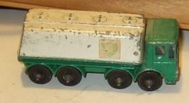Vintage Matchbox Series No. 32 Leyland Petrol Tanker - $7.95