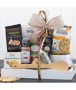 Soup for the Soul: Gourmet Gift Basket - $89.99
