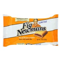 Newman's Own Organics Fig Newman's - Low Fat - Case Of 6 - 10 Oz. - $52.82