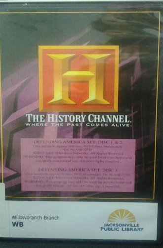 The History Channel: Defending America - 3 Disc set - [DVD]