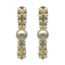 Earofcorn Exquisite Multi Style Chic Pearl Rhinestones Plated Gold Hair ... - $9.41