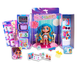 Hairdorables (Dolls and assortment of surprises will vary) ~ Free Shipping - $24.21