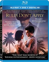 Rules Don't Apply [Blu-ray + DVD + Digital)