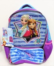 Disney's Frozen Sisters Are Magic Backpack with Deluxe Organizer - $24.74