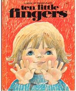 Ten Little Fingers: A Book of Finger Plays [Hardcover] Priscilla Pointer - $5.89