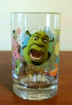 McDonalds Walt Disney Glasses 100 years of magic Remember The Magic & Shrek - $9.89