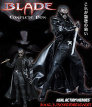 Medicom Blade Comic Version Action Figure Japan Limited with DVD Complet... - $193.49