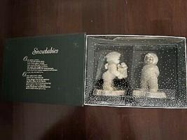 Dept.56 Snowbabies 6803-9 Is THAT FOR ME? Figures in Original Box - $49.99