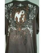 Bull Dog T-Shirt Pet Lovers Gift Men;s Gildan Heavy Cotton   /i/ - $14.84