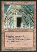 Magic: The Gathering - Fallen Empires - Dwarven Ruins - $0.25