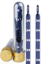 IVYLACES | Premium Shoelaces | Shoeband Laces | Stylish Designs 120cm (Blue - $22.88