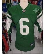 Trikot New York Jets (50)#6 Mark Sanchez NFL Shirt Jersey Reebok - $41.88