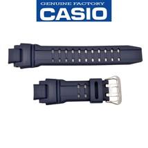 CASIO G-SHOCK Sky Cockpit GA-1000-2 Watch Band Strap Dark Navy Blue Rubber - $31.45
