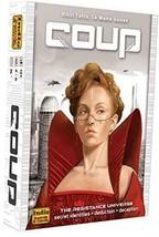 Coup (The Dystopian Universe) Single - $18.19